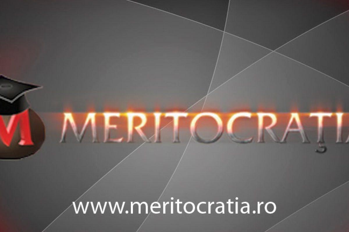 Meritocratia salveaza Romania