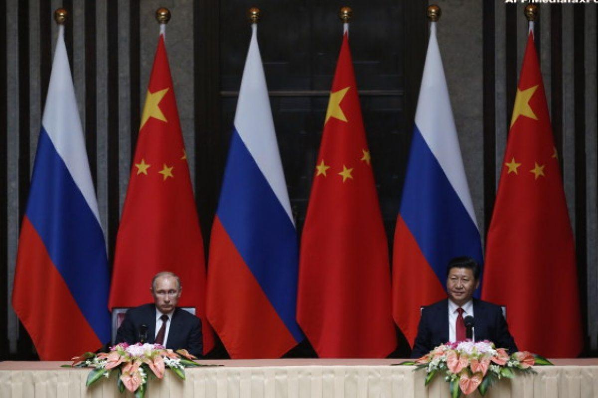 Rusia si China! – Actualitatea Romaneasca 11.11.2014