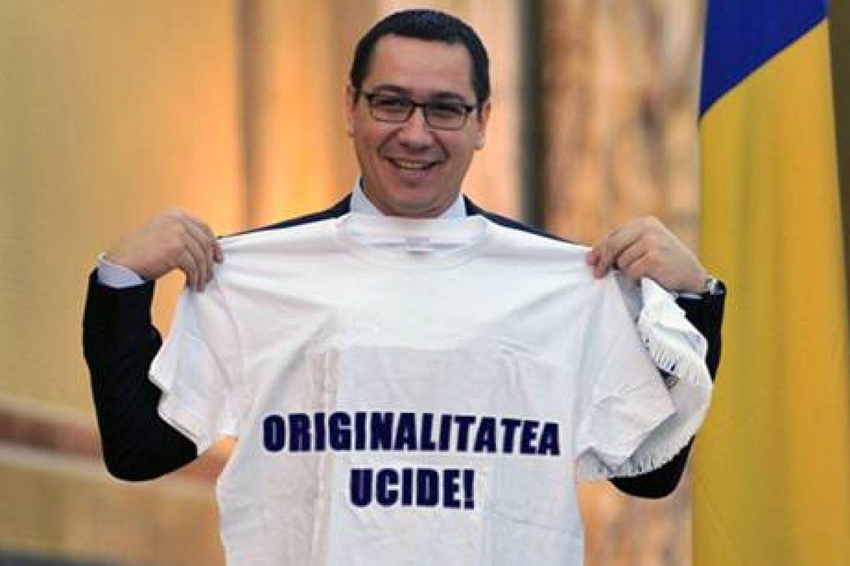 Cum a dat Ponta copy-paste în cazul Petrom după schema primarului din Roșia Montană în cazul RMGC