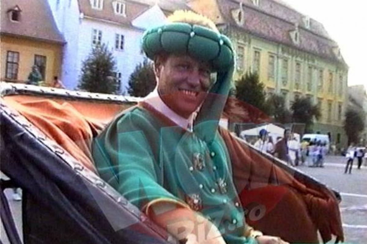 "Klaus Iohannis ""fara belele""! Actualitatea romaneasca 22.01.2015"