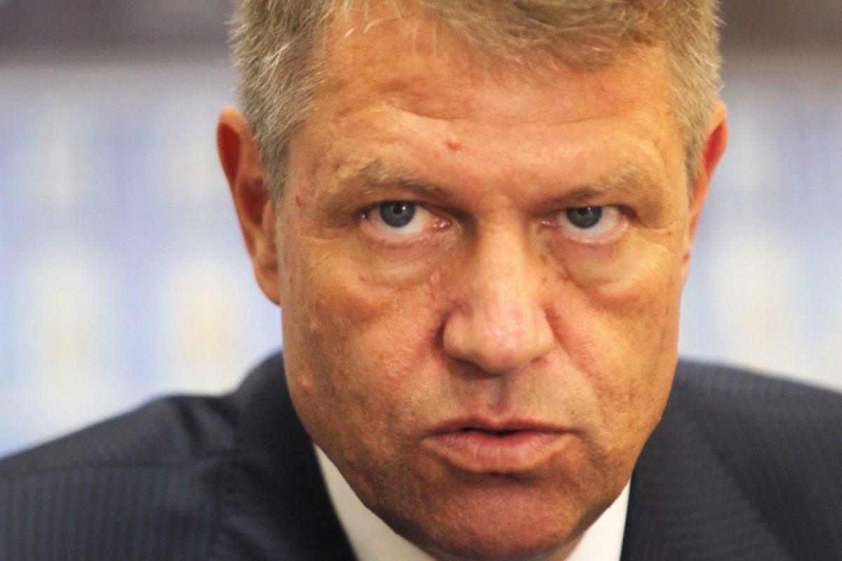 Nu vă lăsaţi înconjurat, domnule Klaus Iohannis! (II)