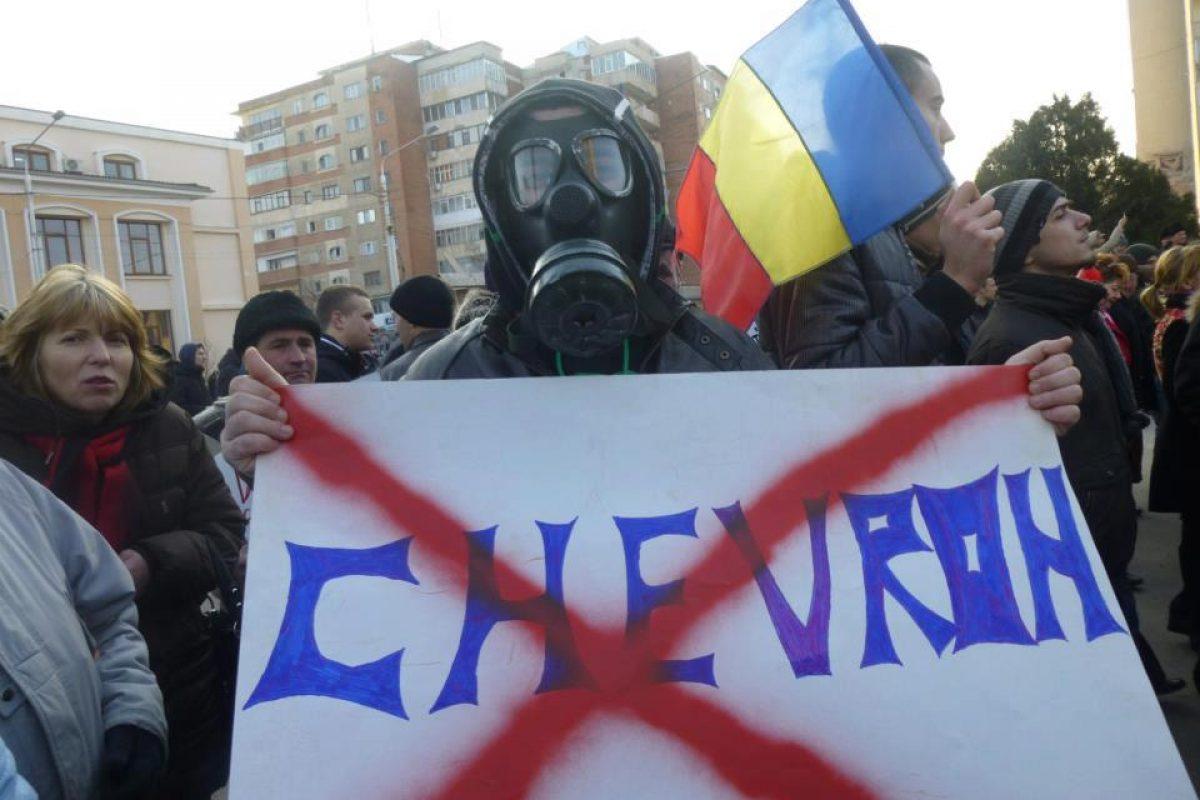 Chevron pleaca din Romania! Actualitatea romaneasca 24.02.2015
