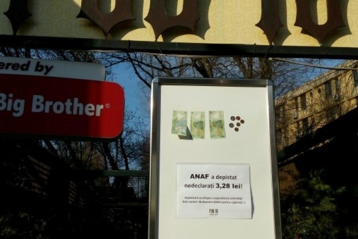 ANAF sunt pusi sa inchida toate firmele romanesti si micii intreprinzatori ca sa ramana doar companiile straine, multinationalele, supermarketurile si investitorii straini