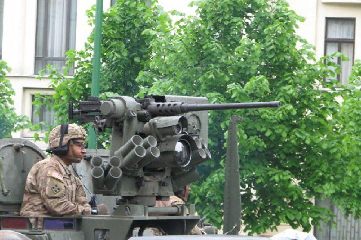 Defilarea americanilor – Actualitatea românească 15.05.2015