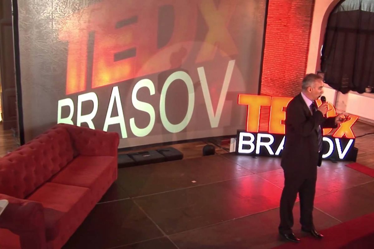 Happiness and meritocracy | Laurentiu Primo | TEDxBrașov