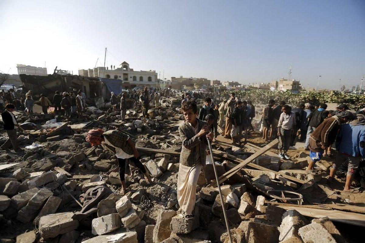 Raport ONU despre conflictul din Yemen