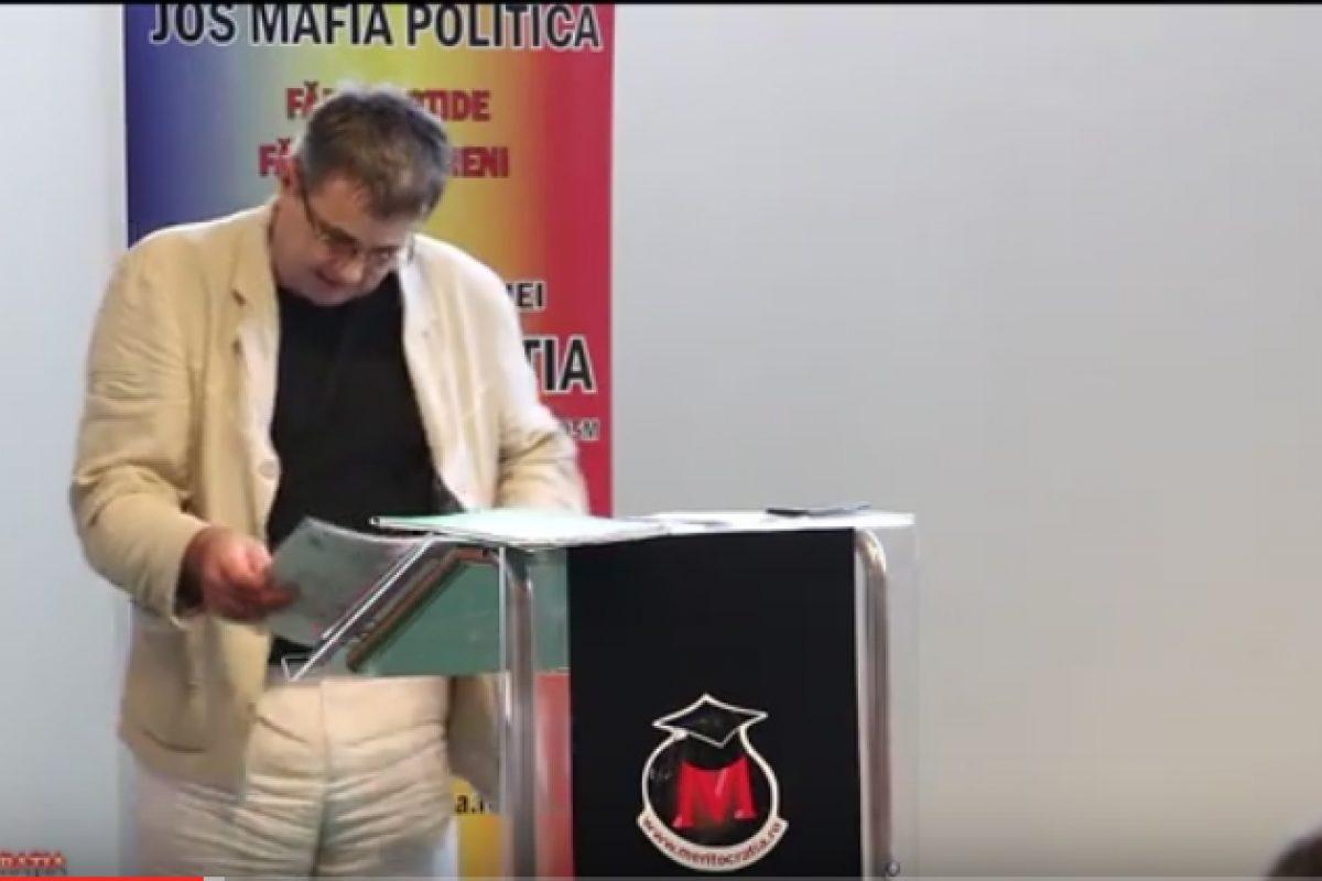 CONGRESUL II MERITOCRAȚIA BRAȘOV 5 SEPTEMBRIE 2015 – PARTEA 3 – Show-ul infiltratului