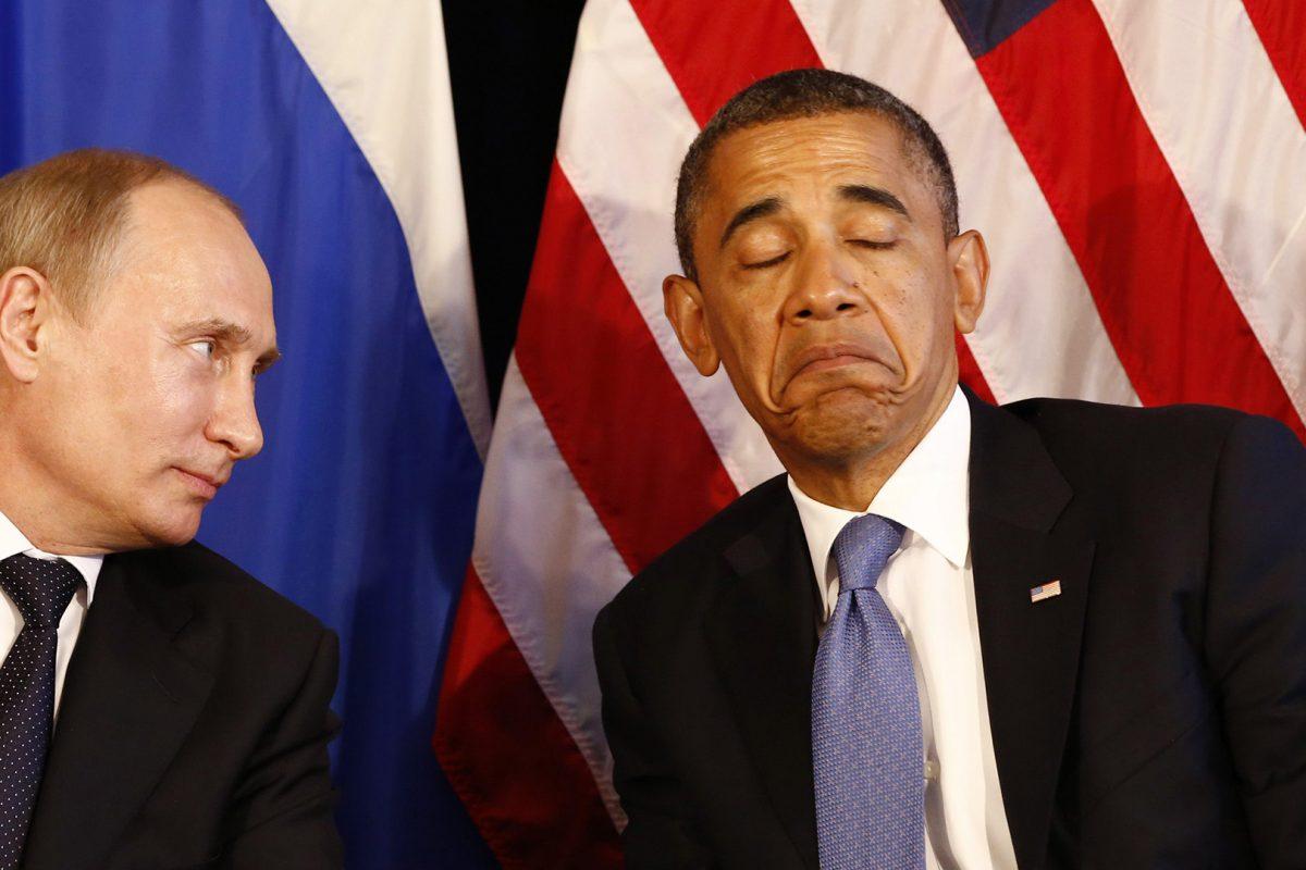 SUA susţin în mod ilegal rebelii în Siria, acuză Putin înainte de întâlnirea cu Obama la ONU
