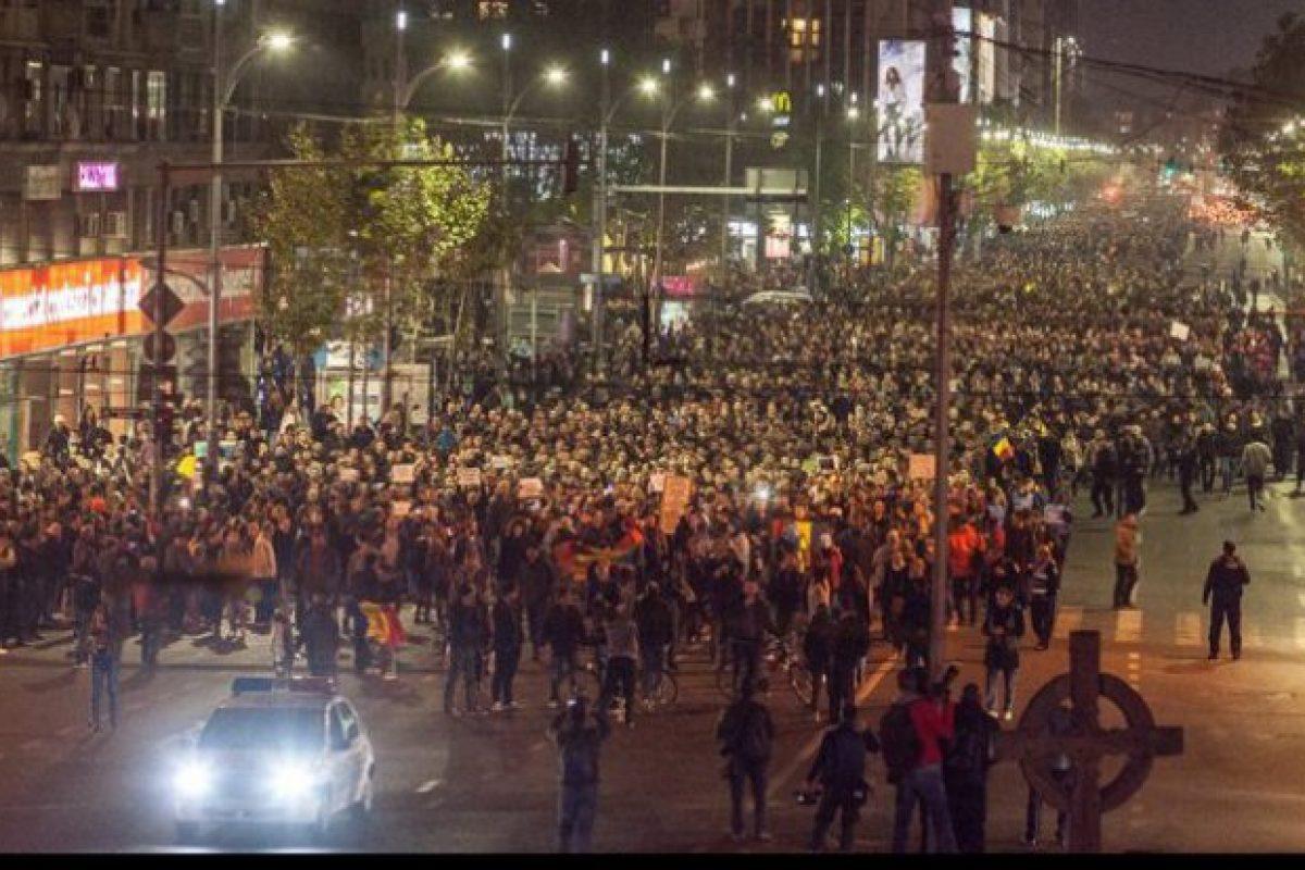 Revolutie! – Actualitatea românească 04.11.2015