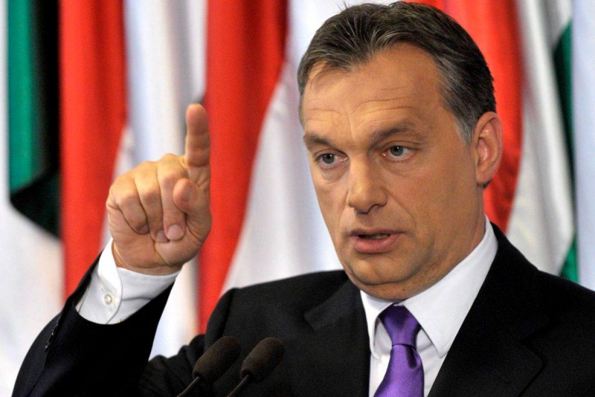 Viktor Orban, atac dur la adresa lui George Soros