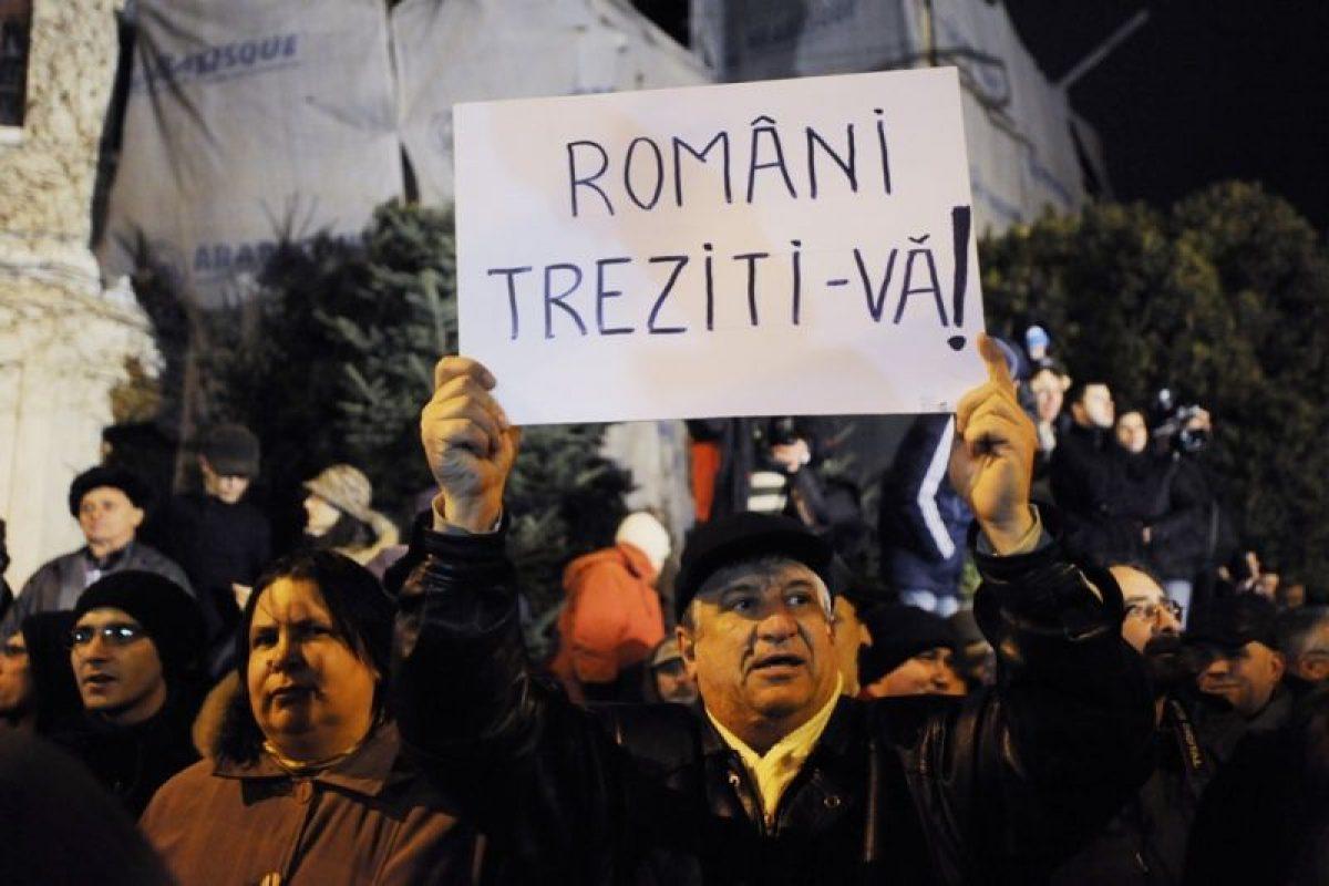 Revoluţia fâsâită! – Actualitatea românească 13.11.2015