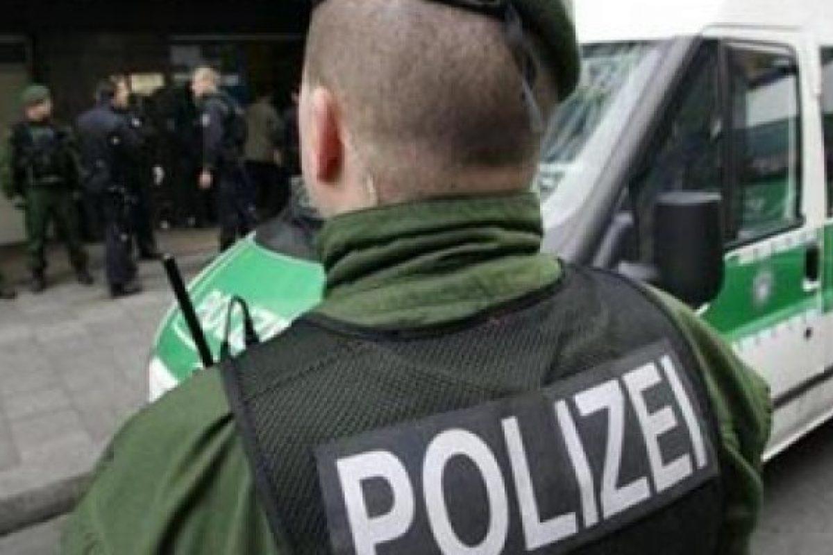Poliția germană, ordin de a-i lăsa în pace pe refugiații care fură sau distrug bunurile nemților