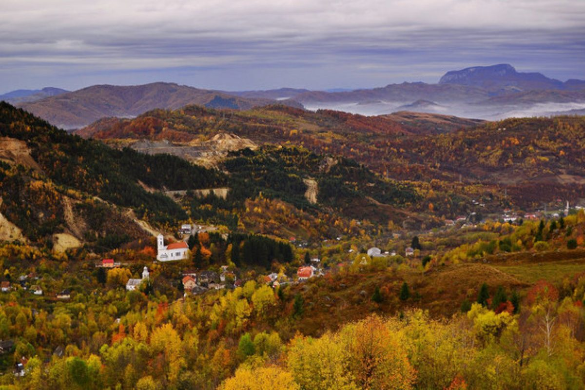 LOVITURĂ pentru Gold Corporation! Roşia Montană a fost declarată SIT ISTORIC de importanţă naţională
