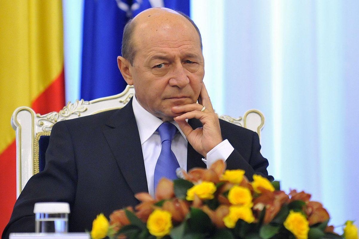 Fostul şef de stat, Traian Băsescu, pus sub urmărire penală pentru spălare de bani în dosarul terenului de la Căşuneanu