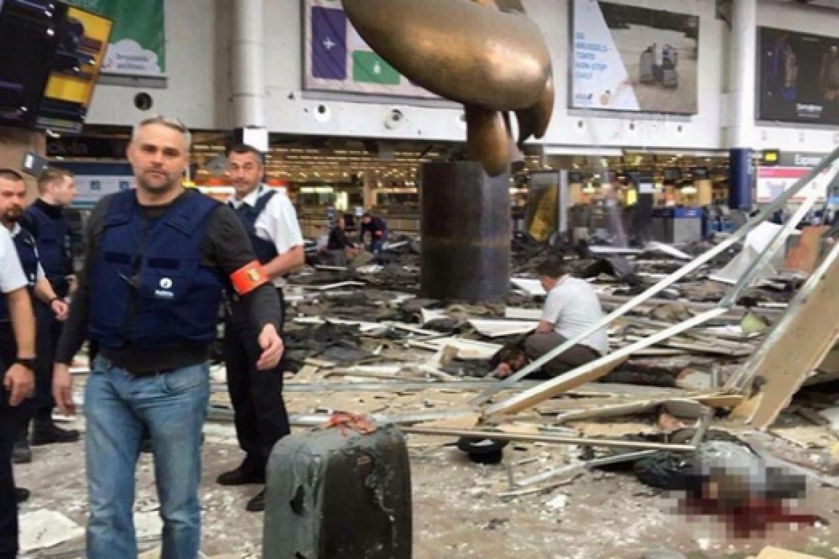 Excelentă prezentare a adevăratelor elemente care au provocat atentatele sub steag fals din Belgia