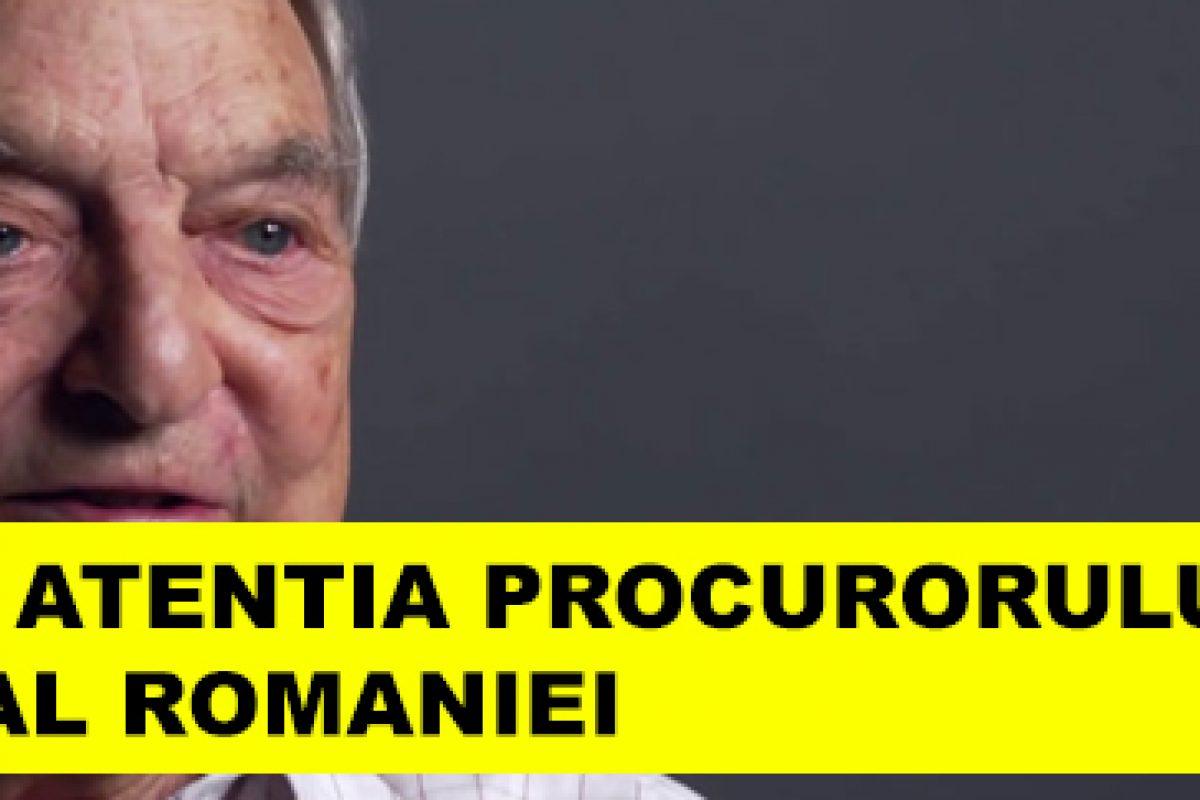 """Cioloș: Nu vă temeți de """"Bau-Bau"""" Soros"""