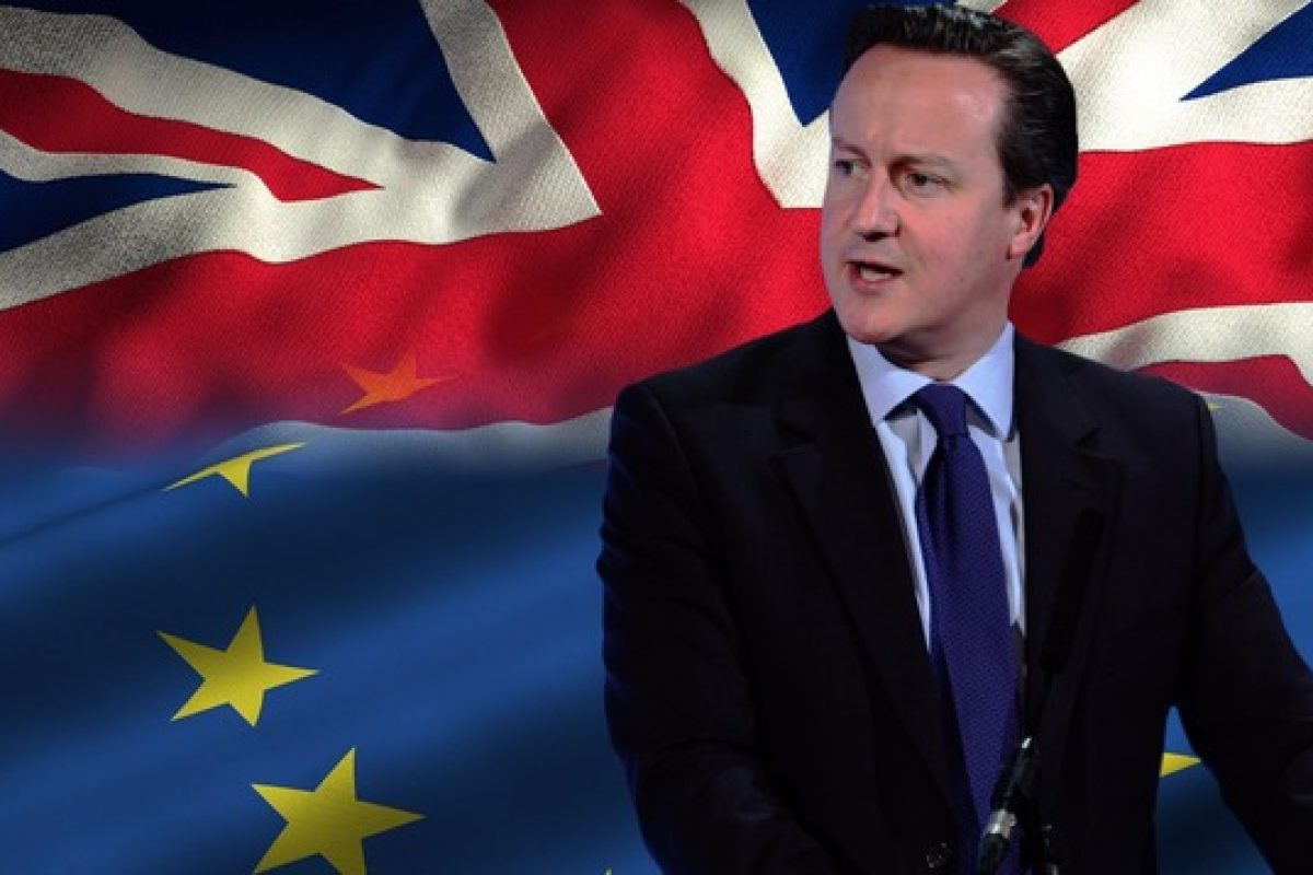 NERVOZITATE LA BRUXELLES! Ce va face David Cameron?