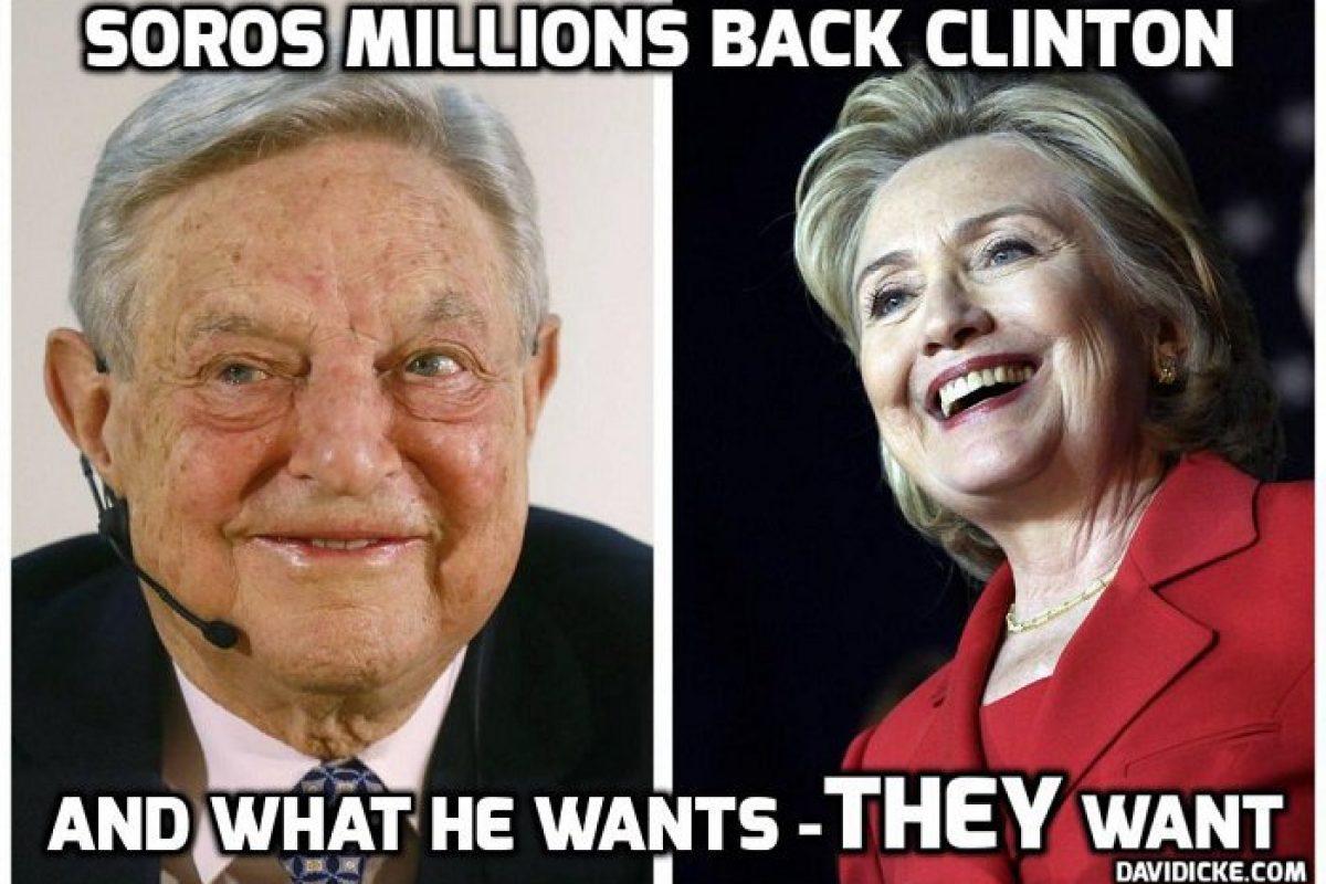 """Ce ştie Soros şi noi nu ştim? SOROS: """"Donald Trump va căştiga votul popular dar Hillary Clinton va ieși sigur președinte""""."""