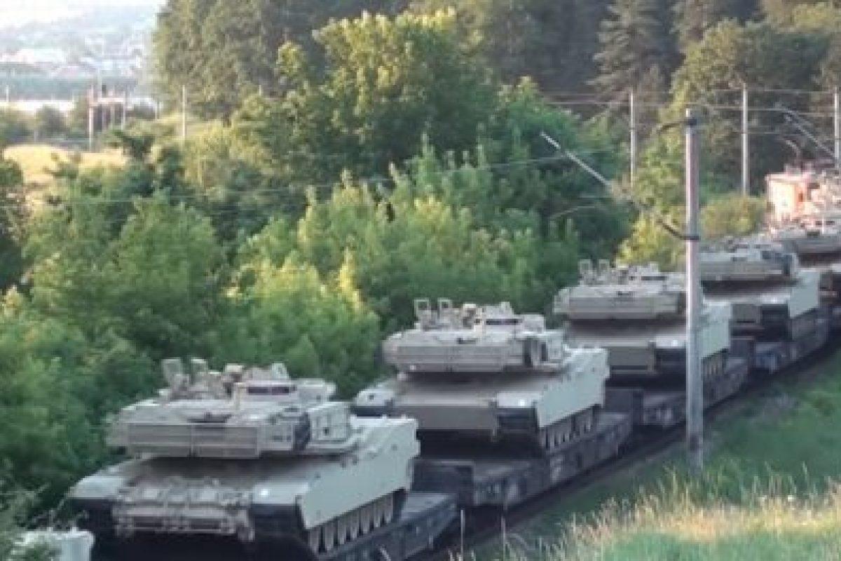 500 de tancuri AMERICANE au ajuns în România – jumătate din cât are Armata Română. Ne pregătim de război?