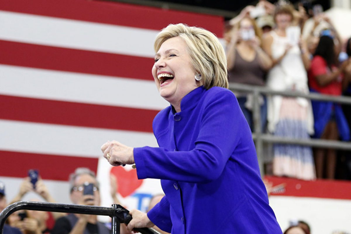 1700 de emailuri arată că Hillary Clinton a vândut arme către ISIS