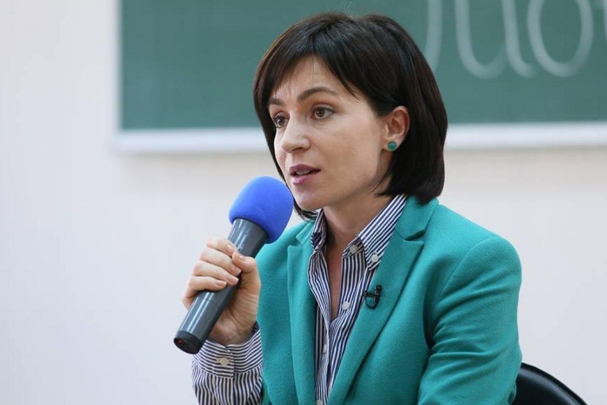 Maia Sandu este păpuşa oligarhului George Soroş