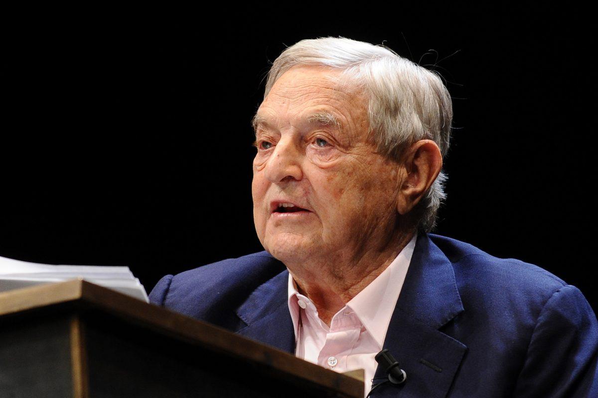 Americanii cer arestarea lui George Soros pentru protestele Anti-Donald Trump