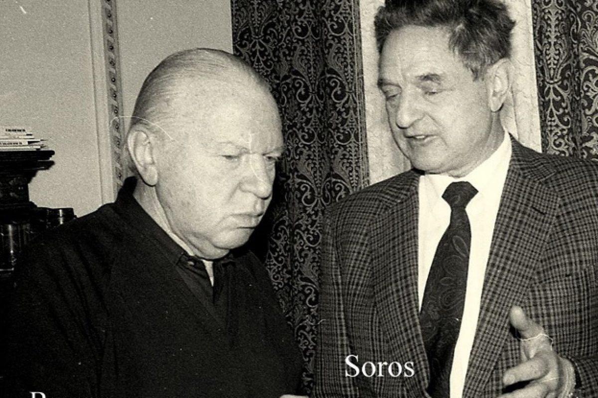 George Soros – motivul pentru care Vlad Alexandrescu l-a jignit pe Florin Zamfirescu