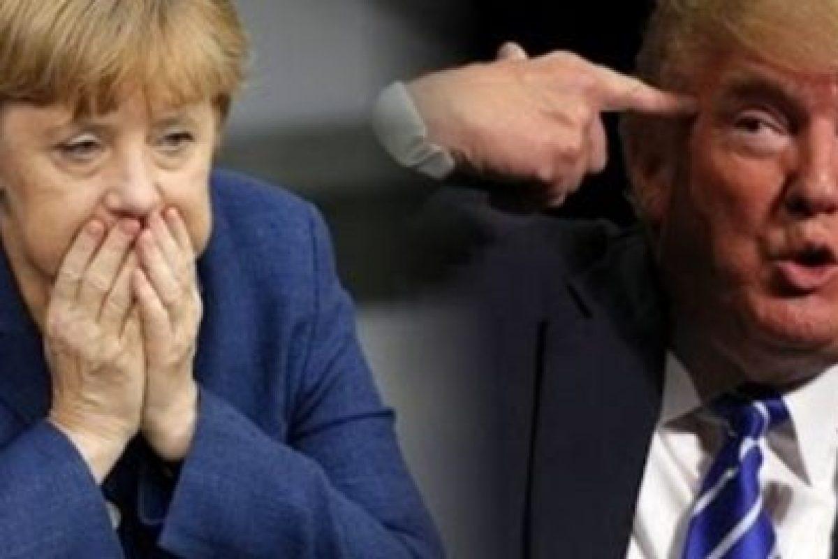 """Donald Trump: """"Germania și Franța sunt un dezastru. Vor distruge Europa."""" În replică, islamizatorii șefi ai Europei se declară nemulțumiți de alegerea lui Trump"""
