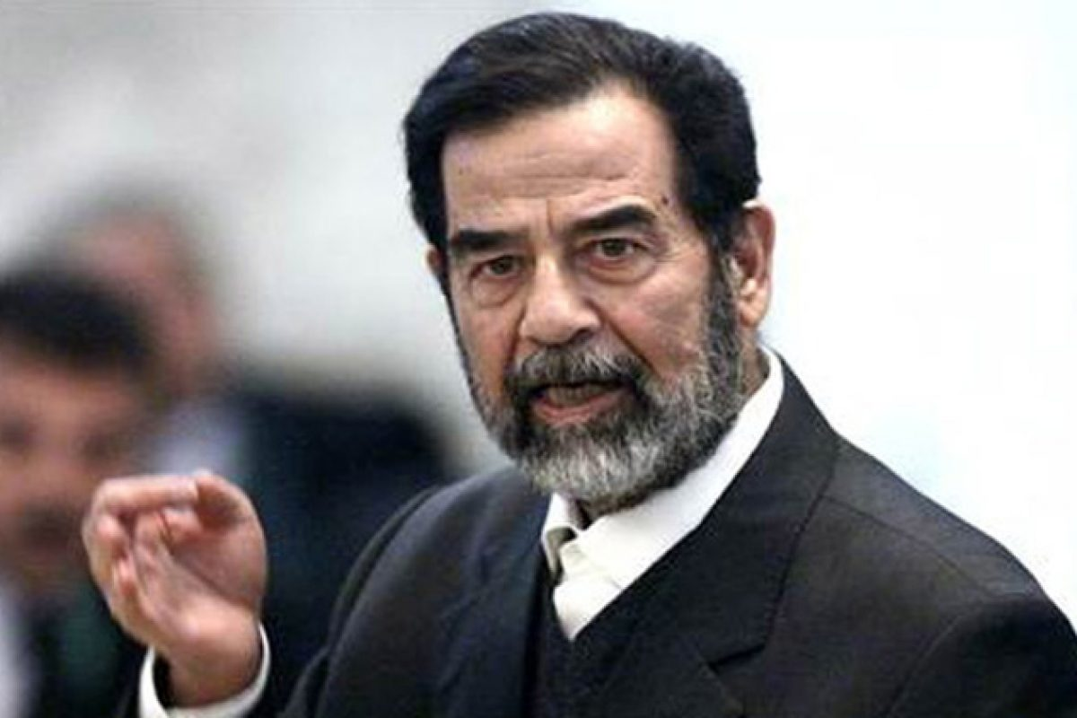 Teorie incredibilă a unui fost analist CIA: Dacă Saddam mai era la putere, nu se vorbea astăzi de ISIS