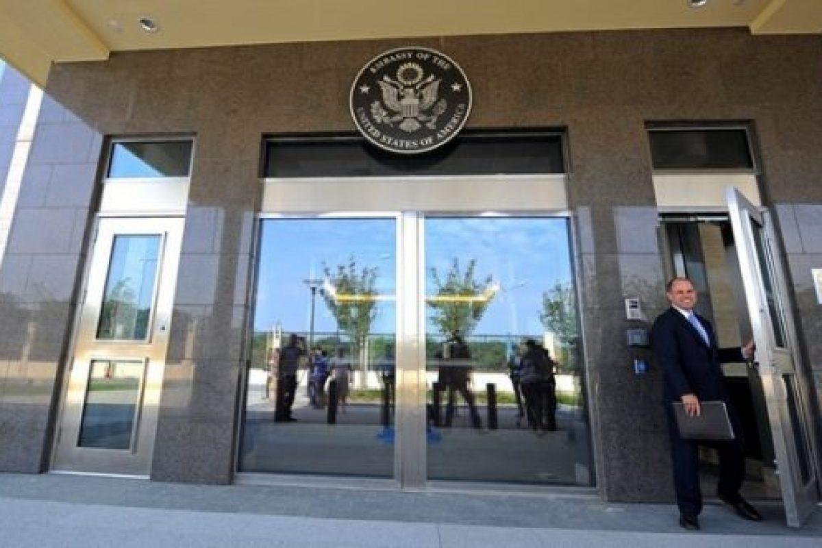 Scandal de corupție! DNA pe punctul să confiște ambasada SUA