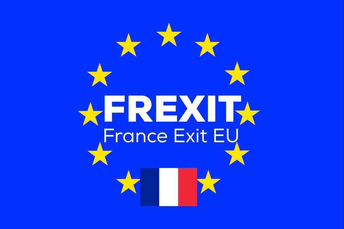 FREXIT: Favorita alegerilor prezidenţiale din Franţa promite o politică anti-UE