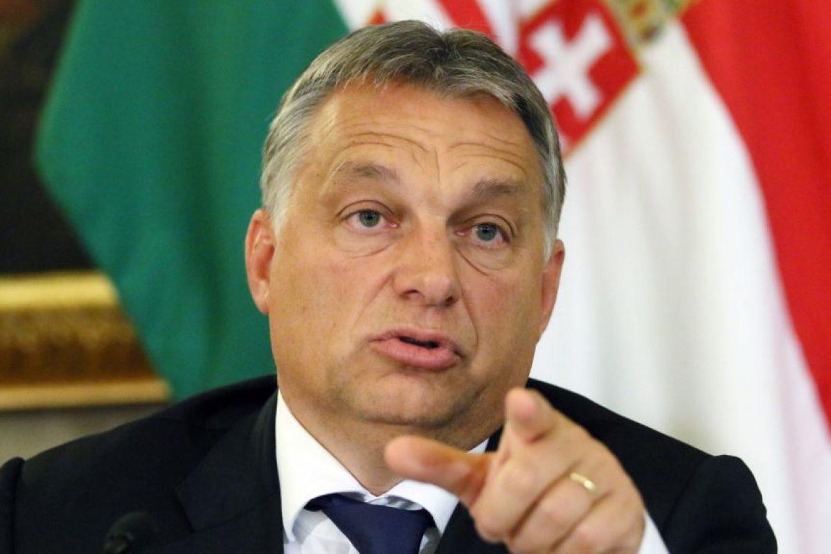 Viktor Orban sfidează dreptul european și ONG-urile: Ungaria va aresta toți refugiații care intră ilegal pe teritoriul său