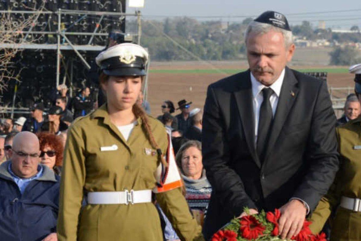 Fuge de Tel Drum la Tel Aviv! Ce cauta Dragnea din nou in Israel?