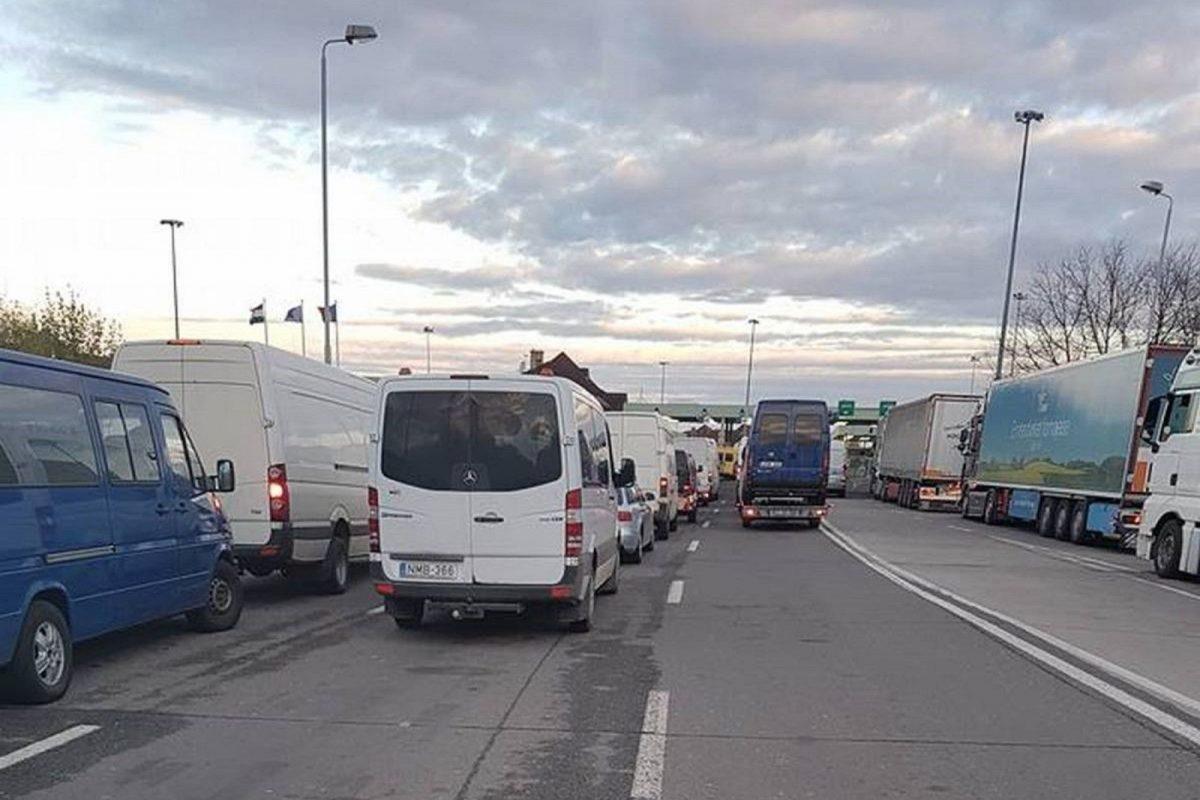 Haos de Paști la frontierele României