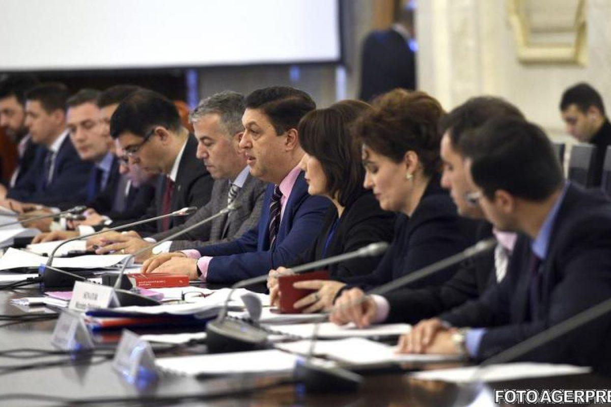 Comisia juridica din Senat: Faptele de coruptie vor fi gratiate/ Dragnea declarase ca nu sustine propunerea