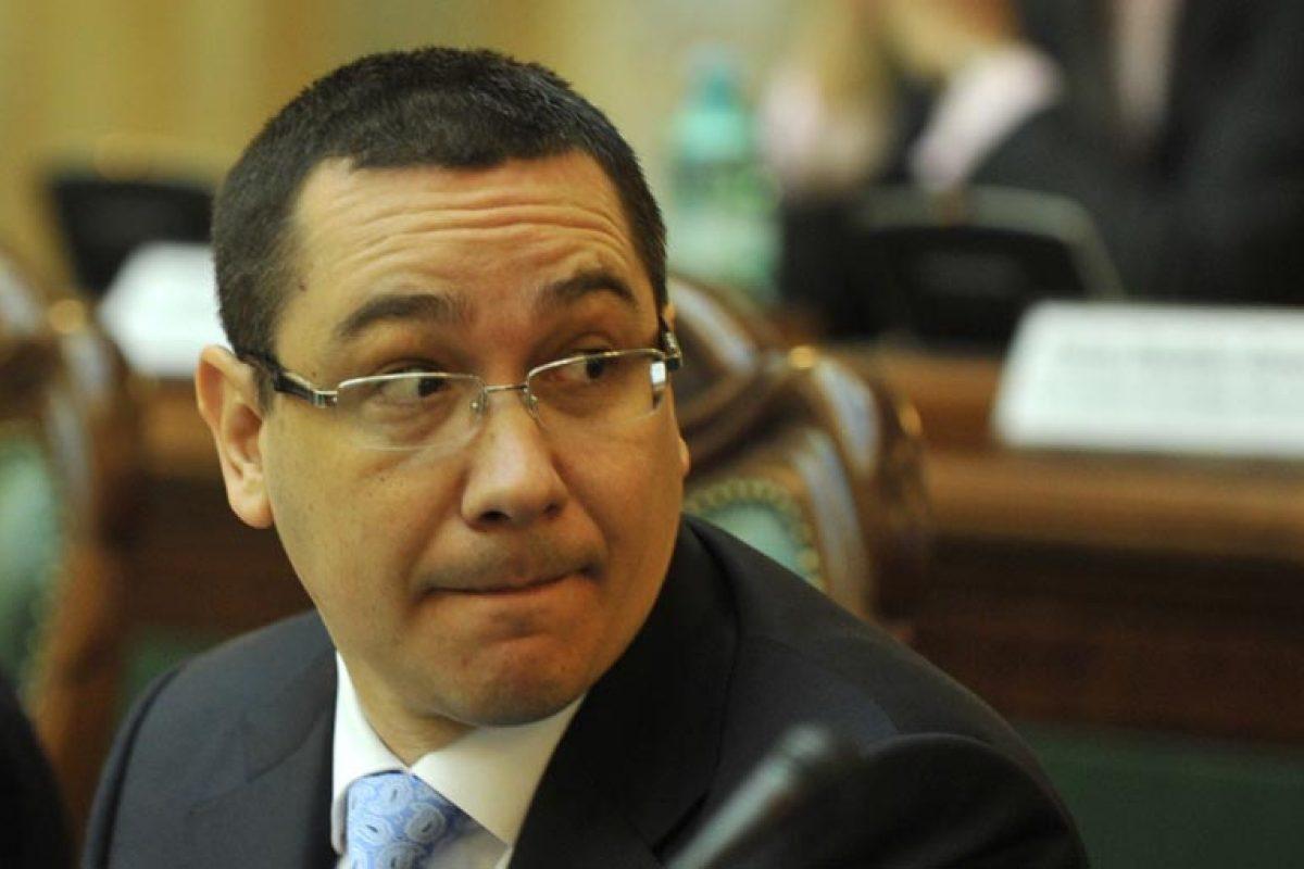 Sorin Grindeanu il desemneaza pe Victor Ponta noul secretar general al Guvernului