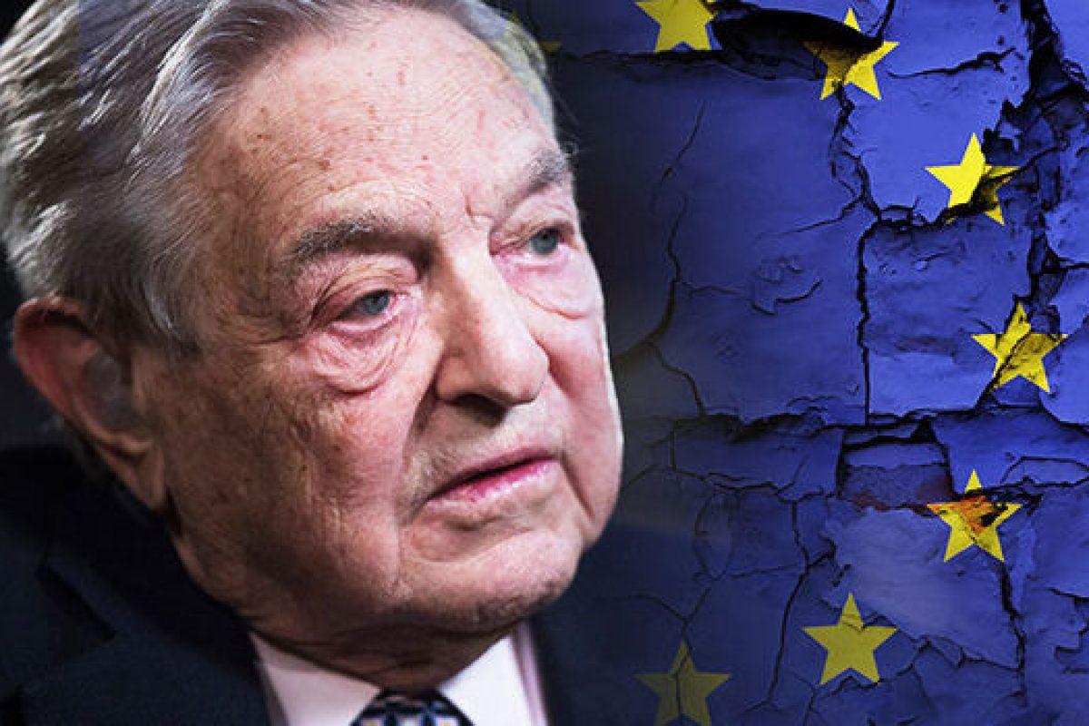 """SOROS, ATAC DEVASTATOR împotriva POPULARILOR EUROPENI! Nababul dă ordine establishmentului, de teamă că UE o ia """"PE DRUMUL UNIUNII SOVIETICE"""""""