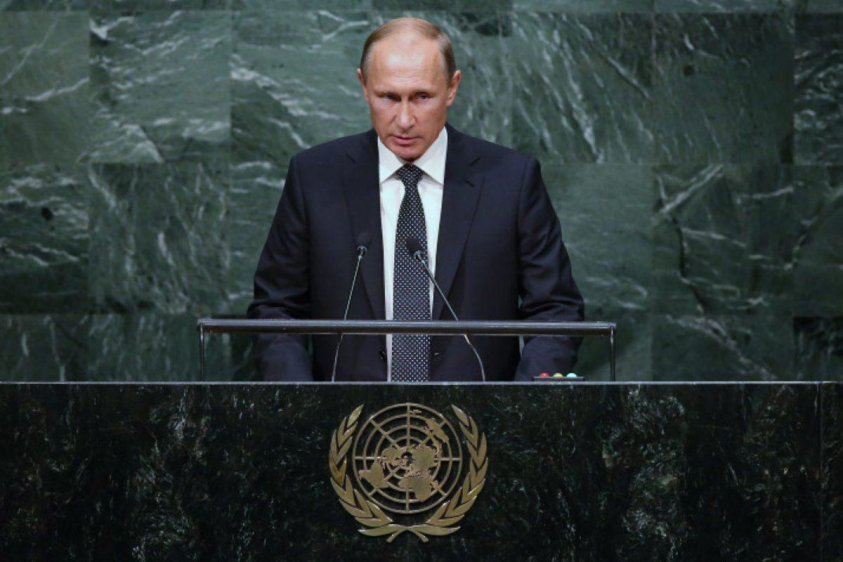Putin: Noua Ordine Mondiala este in stadiu final al Masterplanului ei european….