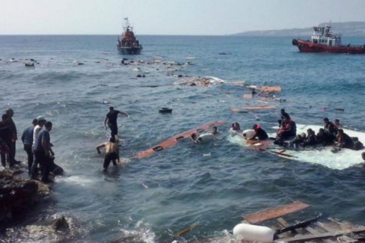 Țapul ispășitor al dezastrului umanitar din Mediterana