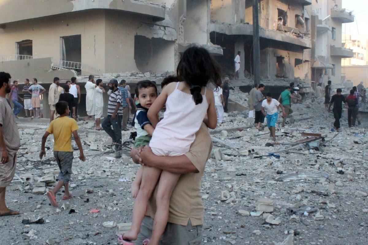 Loviturile aeriene ale coaliţiei conduse de SUA au ucis în trei luni 978 de civili la Raqqa(OSDO)