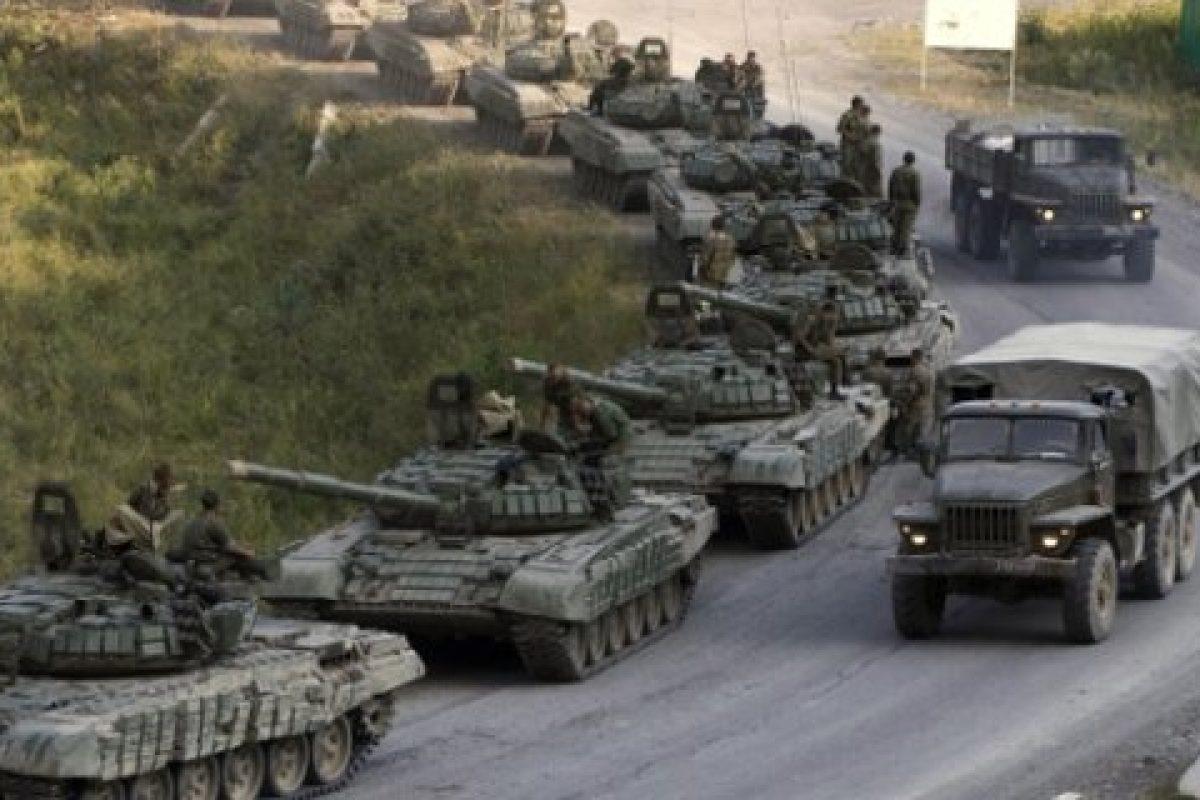 Vin americanii! Tancuri şi maşini blindate se îndreaptă spre România