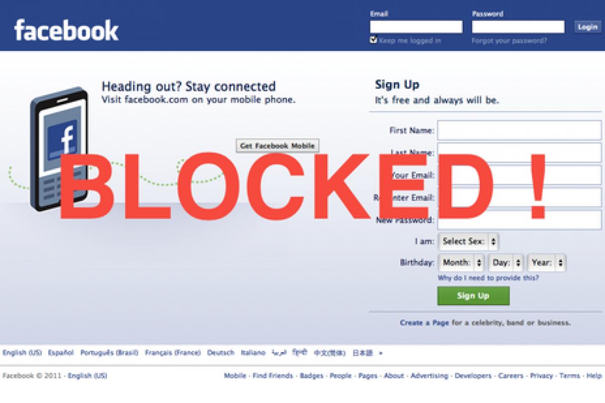 Val de plangeri la adresa Facebook dupa protestele de duminica: numeroase conturi blocate cel putin partial, dupa distribuirea de materiale referitoare la manifestatiile din Bucuresti
