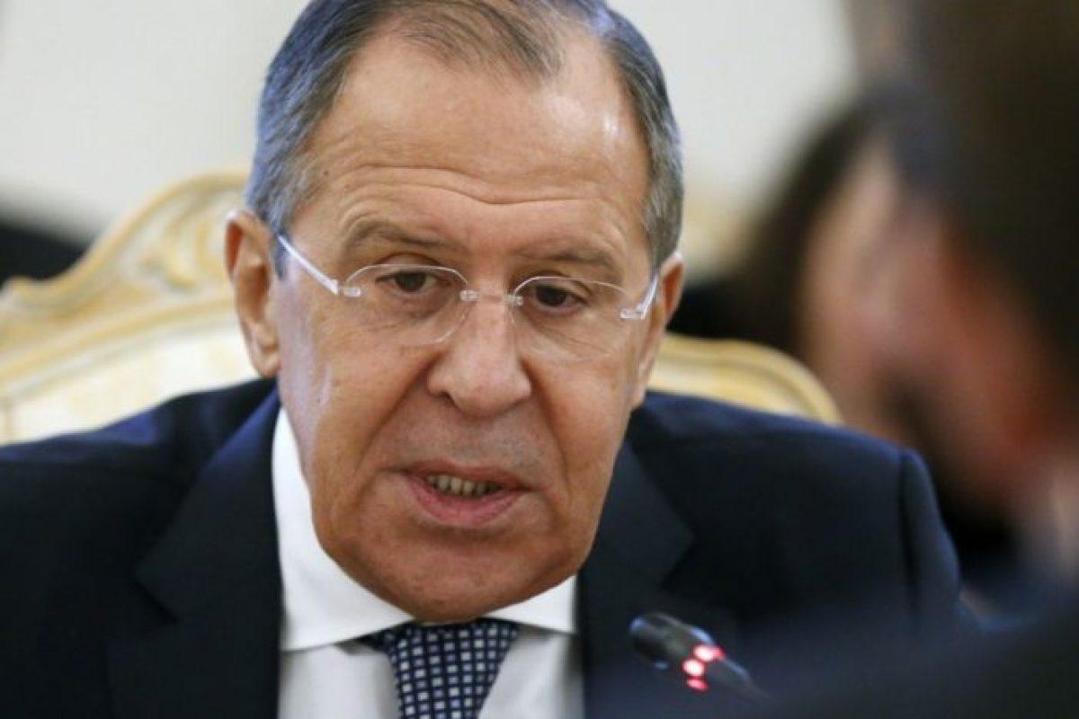 Lavrov, furios la adresa SUA: Vor să distrugă Coreea de Nord şi folosesc Europa împotriva Rusiei