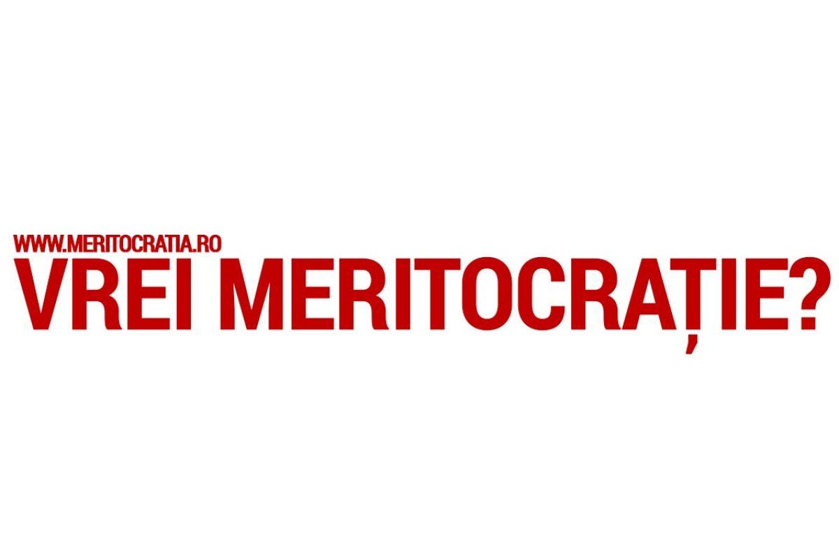 Vrem Meritocratie