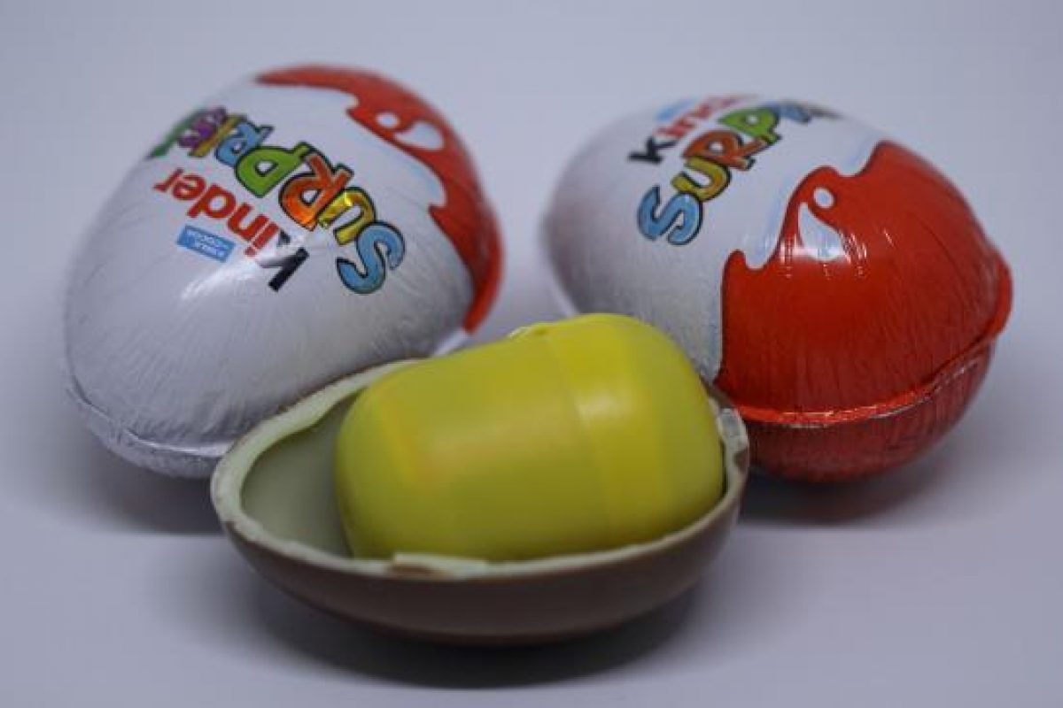 În Statele Unite, oul Kinder este interzis. Nu și armele