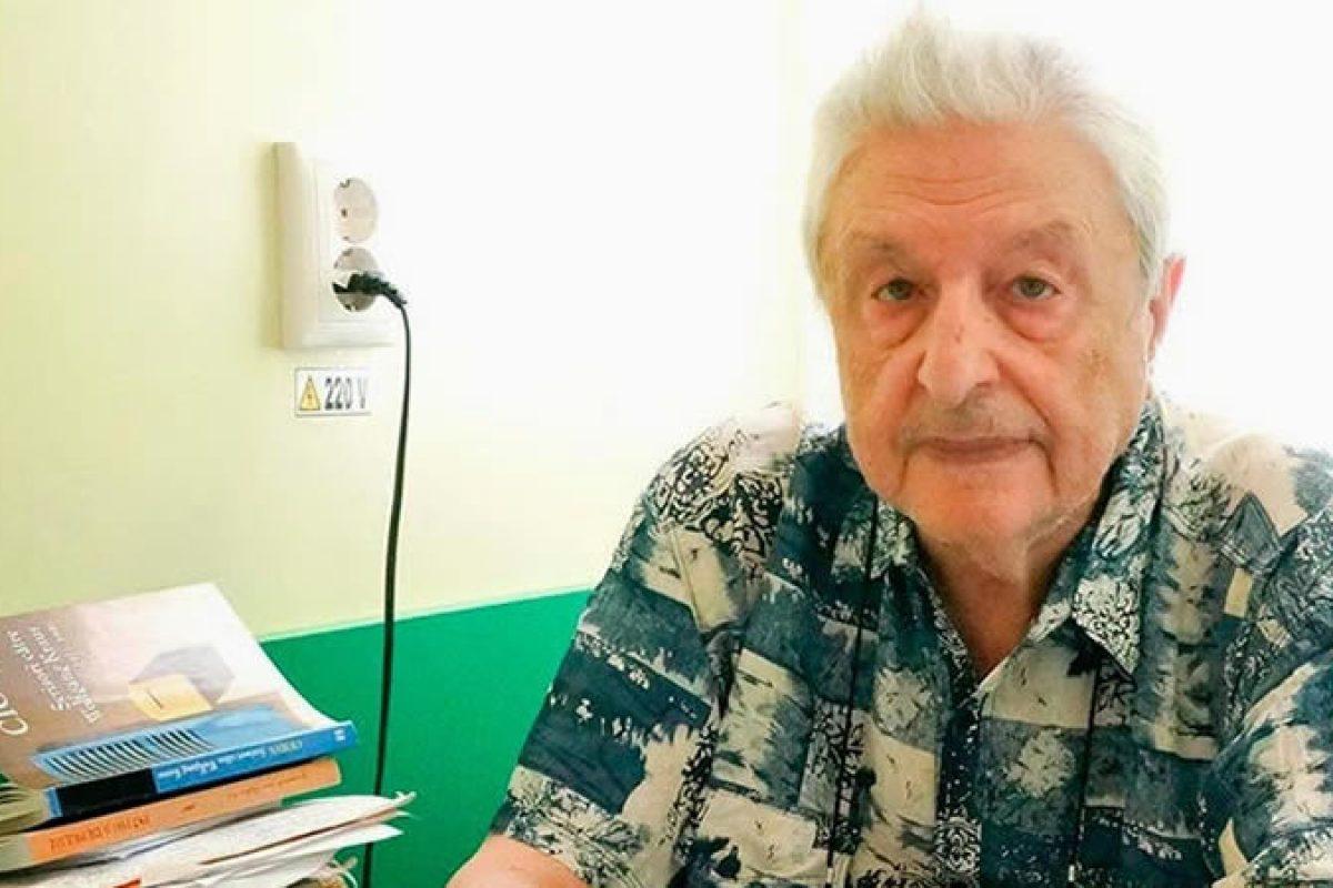 Profesor Dr. Psihiatru Aurel Romila: Trăim într-o lume de tâmpiţi, în care dacă rosteşti numele lui Dumnezeu, se ridică toţi împotriva ta