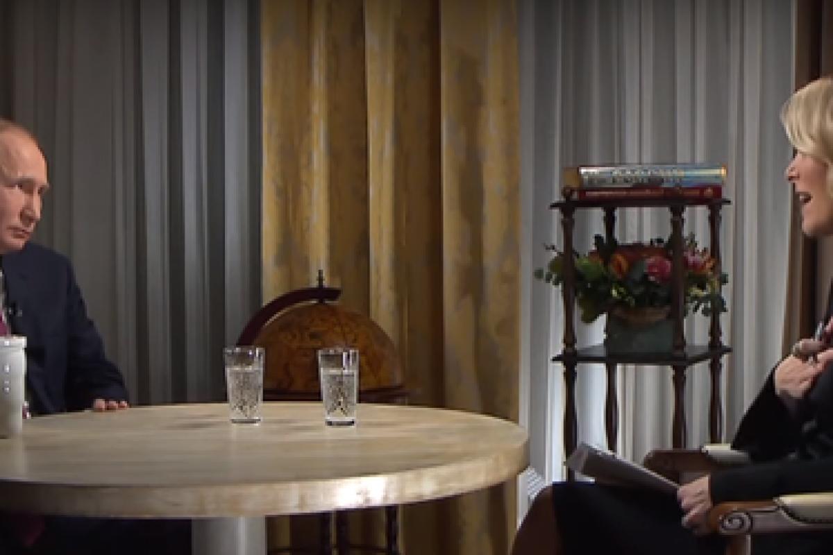 INTERVIUL acordat presei americane de Vladimir Putin, înaintea alegerilor: Occidentul vrea să blocheze dezvoltarea Rusiei/ Moscova poate respinge ameninţările – VIDEO