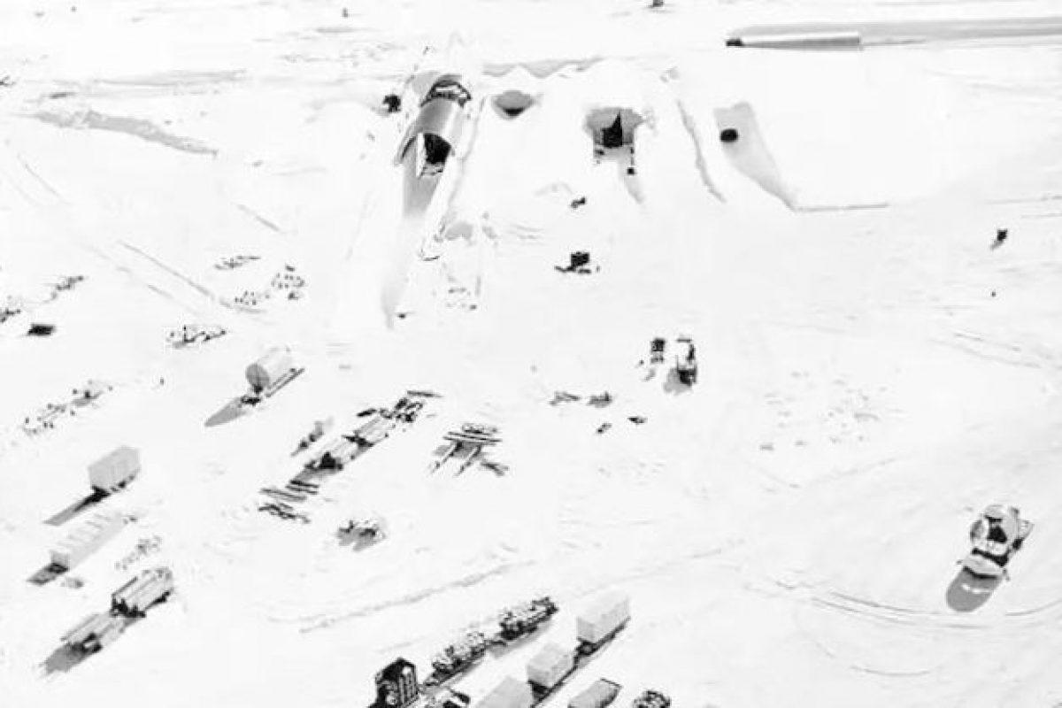 Încălzirea globală a scos la iveală deşeurile ascunse de armata americană în Groenlanda