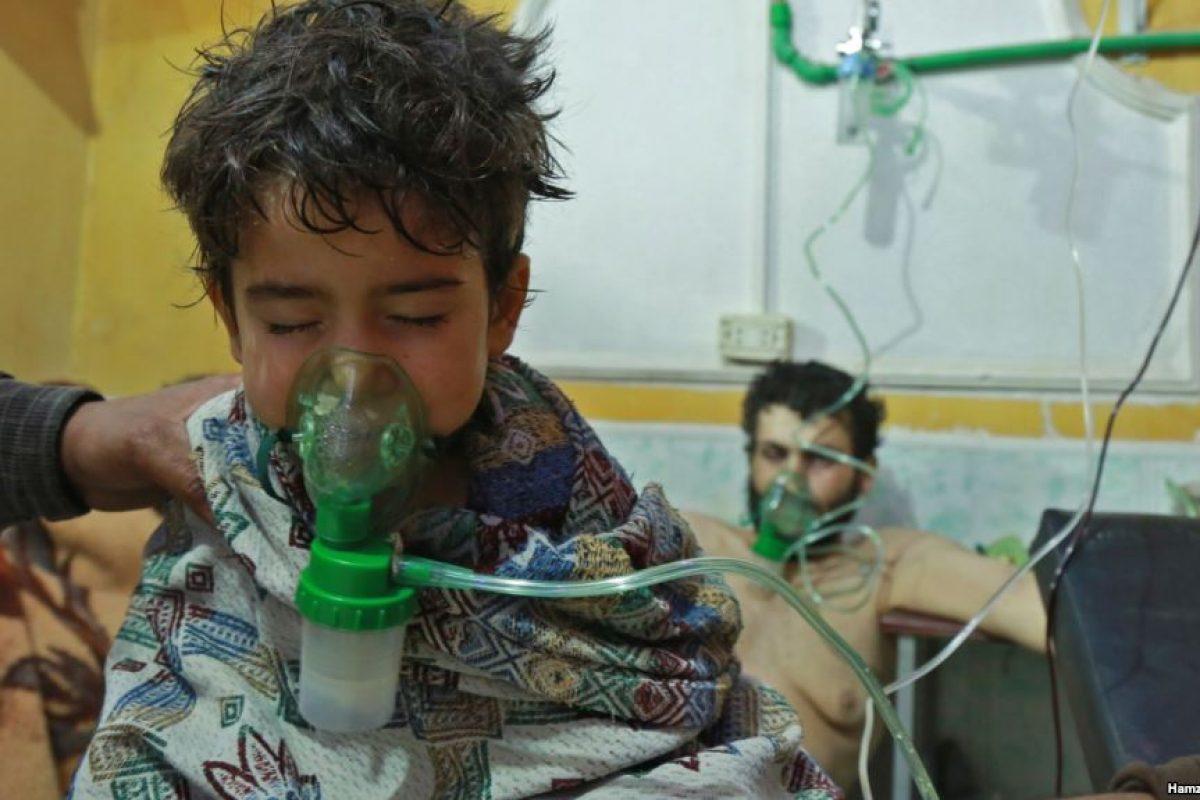 Adevarul despre atacul chimic din Siria