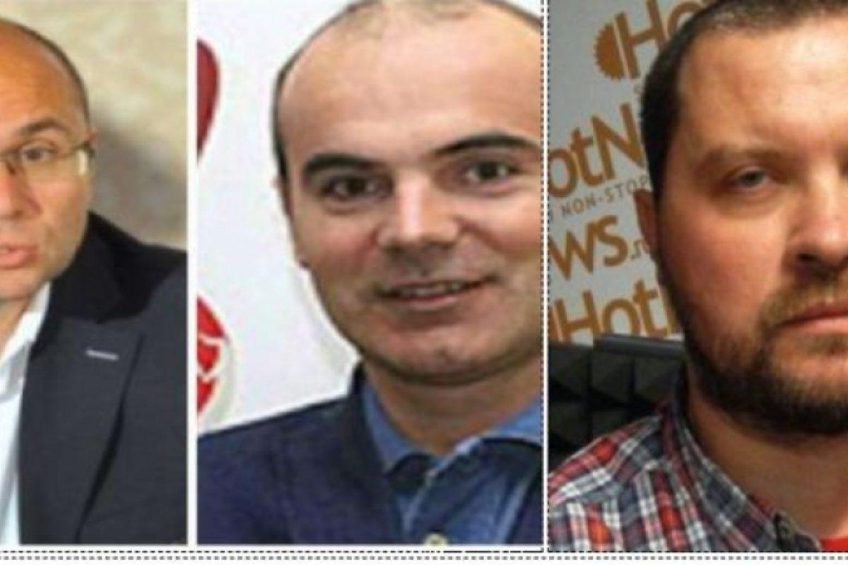 Jurnalul Elenei Udrea: Rareș Bogdan, Cozmin Gușă (Realitatea TV) și Dan Tăpălagă (Hotnews), apropiații lui Coldea în presă
